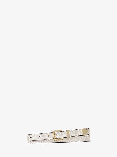 851354dc8e63d michael michael kors · Checkerboard Logo Leather Reversible Belt ·  $58.00$58.00 · Logo Waist Belt