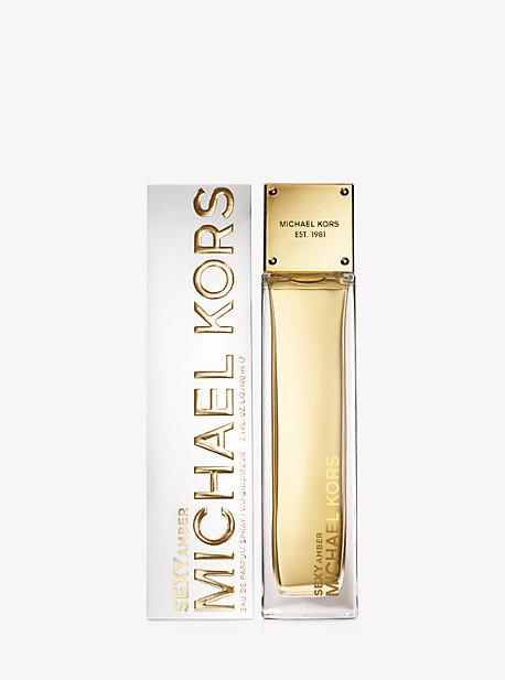 마이클 코어스 오드퍼퓸 EDP 향수  Michael Kors Sexy Amber Eau de Parfum, 3.4 oz.,NO COLOR