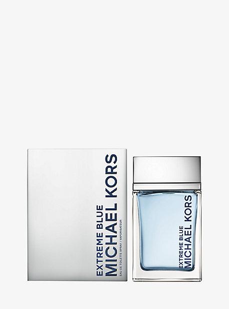 마이클 코어스 오드뚜왈렛 EDT 향수 Michael Kors Extreme Blue Eau De Toilette, 4 oz.,NO COLOR