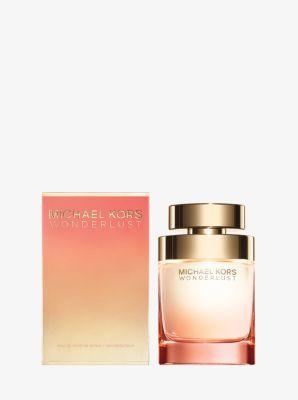 wonderlust eau de parfum 3 4 oz michael kors rh michaelkors com