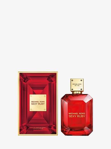 Sexy Ruby Eau De Parfum 34 Oz Michael Kors