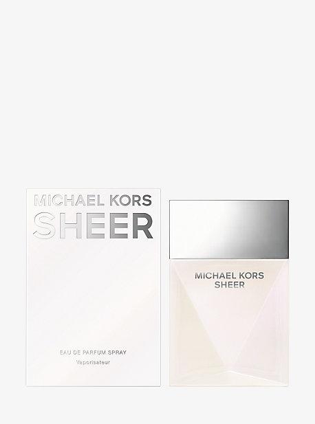마이클 코어스 오드퍼퓸 EDP 향수  Michael Kors Sheer Eau de Parfum, 3.4 oz.,NO COLOR