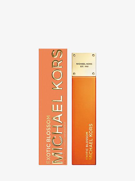 마이클 코어스 오드퍼퓸 EDP 향수 Michael Kors Exotic Blossom Eau de Parfum, 3.4 oz.,NO COLOR
