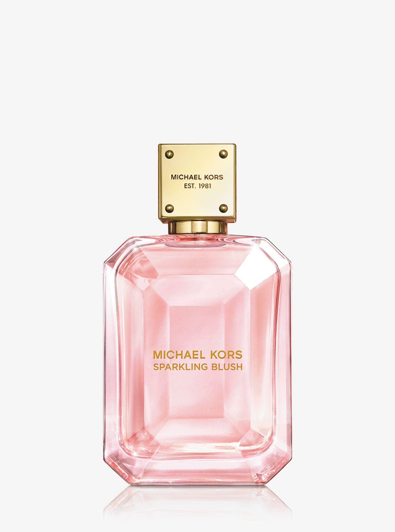 eau de parfum sparkling blush, 100 ml | michael kors