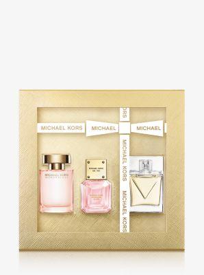 Mini Eau de Parfum Gift Set  sc 1 st  Michael Kors & Mini Eau De Parfum Gift Set | Michael Kors