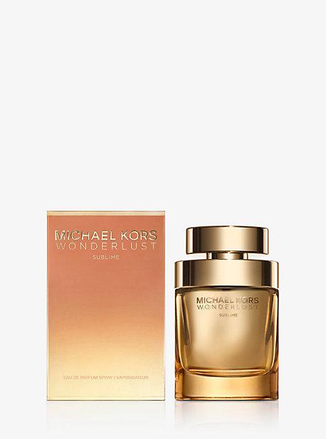 마이클 코어스 오드퍼퓸 EDP 향수 Michael Kors Wonderlust Sublime Eau de Parfum, 3.4 oz.,NO COLOR