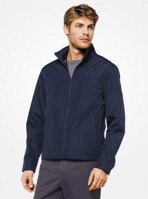 3-in-1 tech track jacket | michael kors