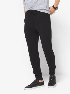 highly praised reasonably priced pretty cheap Merino Wool Joggers | Michael Kors