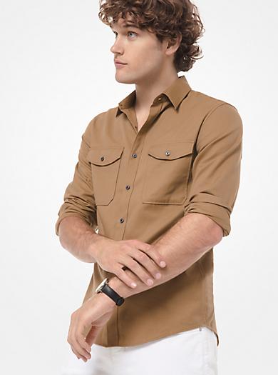 best website 6c1f8 62077 Camicie Eleganti Da Uomo Firmate | Michael Kors