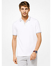 Greenwich Cotton Polo Shirt