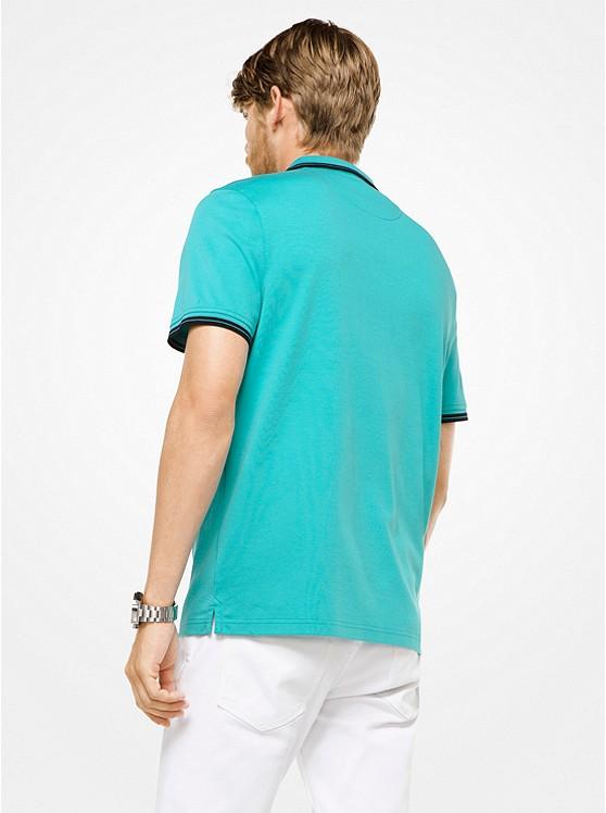 Greenwich Cotton Polo Shirt