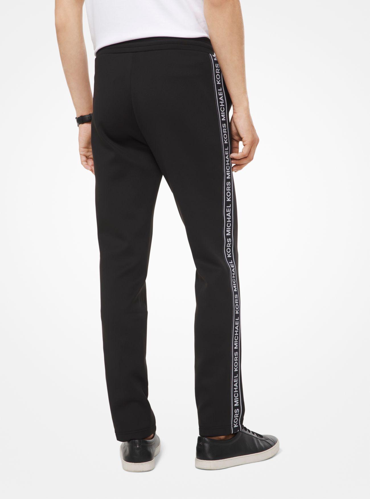 Pantalón deportivo de neopreno con logotipo Pantalón deportivo de neopreno  con logotipo b5b8d6b9088c