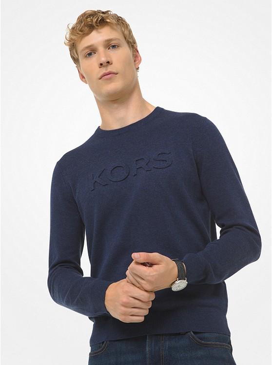 Logo Cotton Sweater