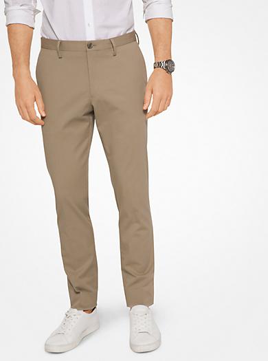 958a3067fd2d7 Pantalone slim-fit in cotone stretch