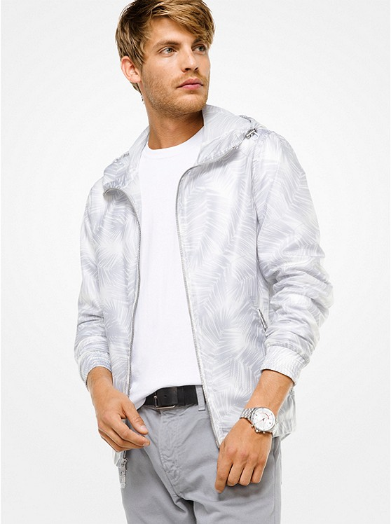 Palm Mesh Jacket