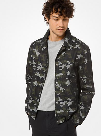 Camouflage Jacket f27cb5d4bb