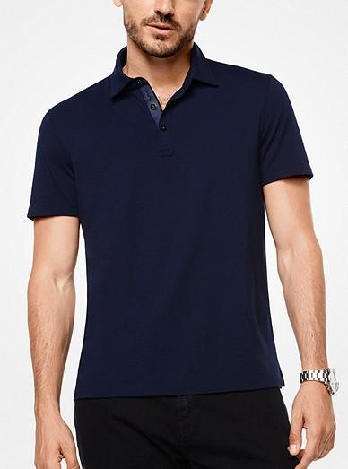 444c25ac2f925 Bryant Stretch-cotton Polo Shirt