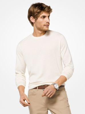 cashmere pullover | michael kors