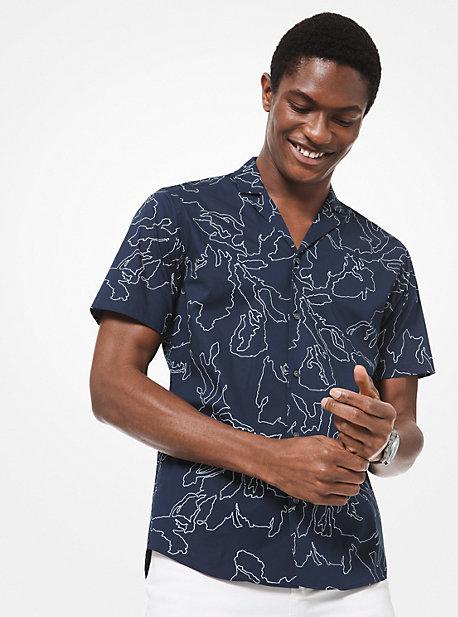 773c0cddb1 Button Down & Dress Shirts | Men's Clothing | Michael Kors