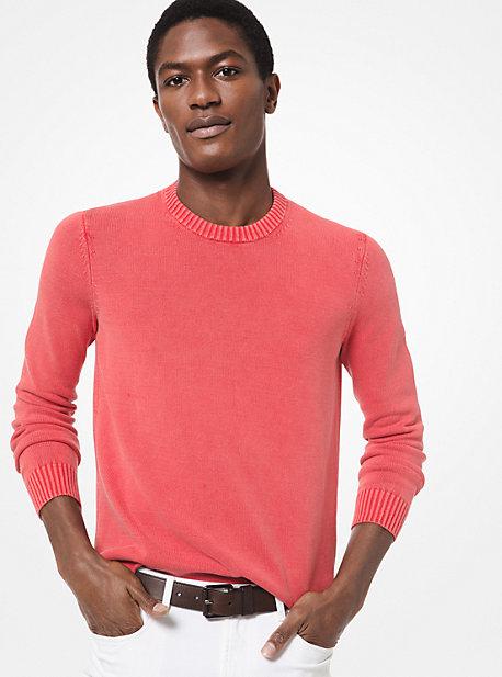 070fbe978e michael kors mens · Cotton Sweater