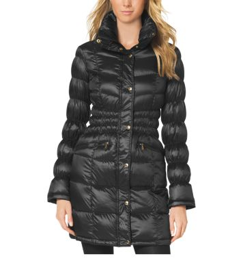 Quilted Puffer Jacket Michael Kors