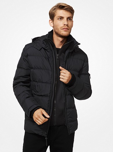 Quilted Puffer Jacket  0818150ba7fa