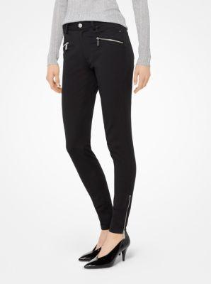 22da4074100d Stretch-Twill Skinny Pants   Michael Kors