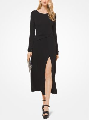 Matte Jersey Twist Dress by Michael Michael Kors