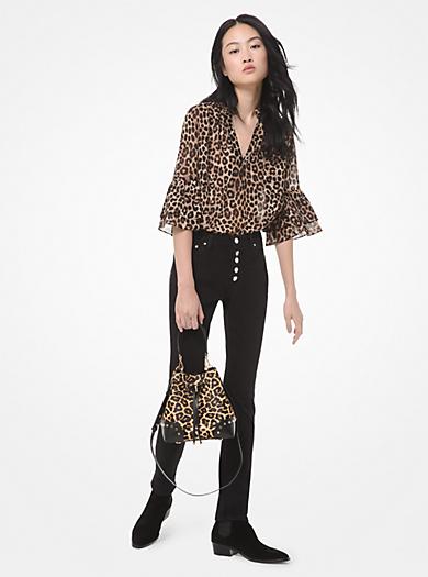 32b048b2e Camisas Y Tops De Diseño Para Mujer | Michael Kors