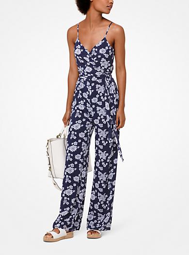 92844a5b112 Floral Georgette Jumpsuit. michael michael kors · Floral Georgette Jumpsuit  · £195.00£195.00 · Lace-Panel Cady Jumpsuit