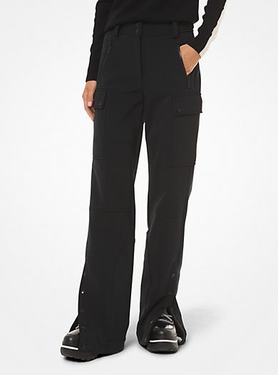 Pantalone da sci in misto nylon tecnico