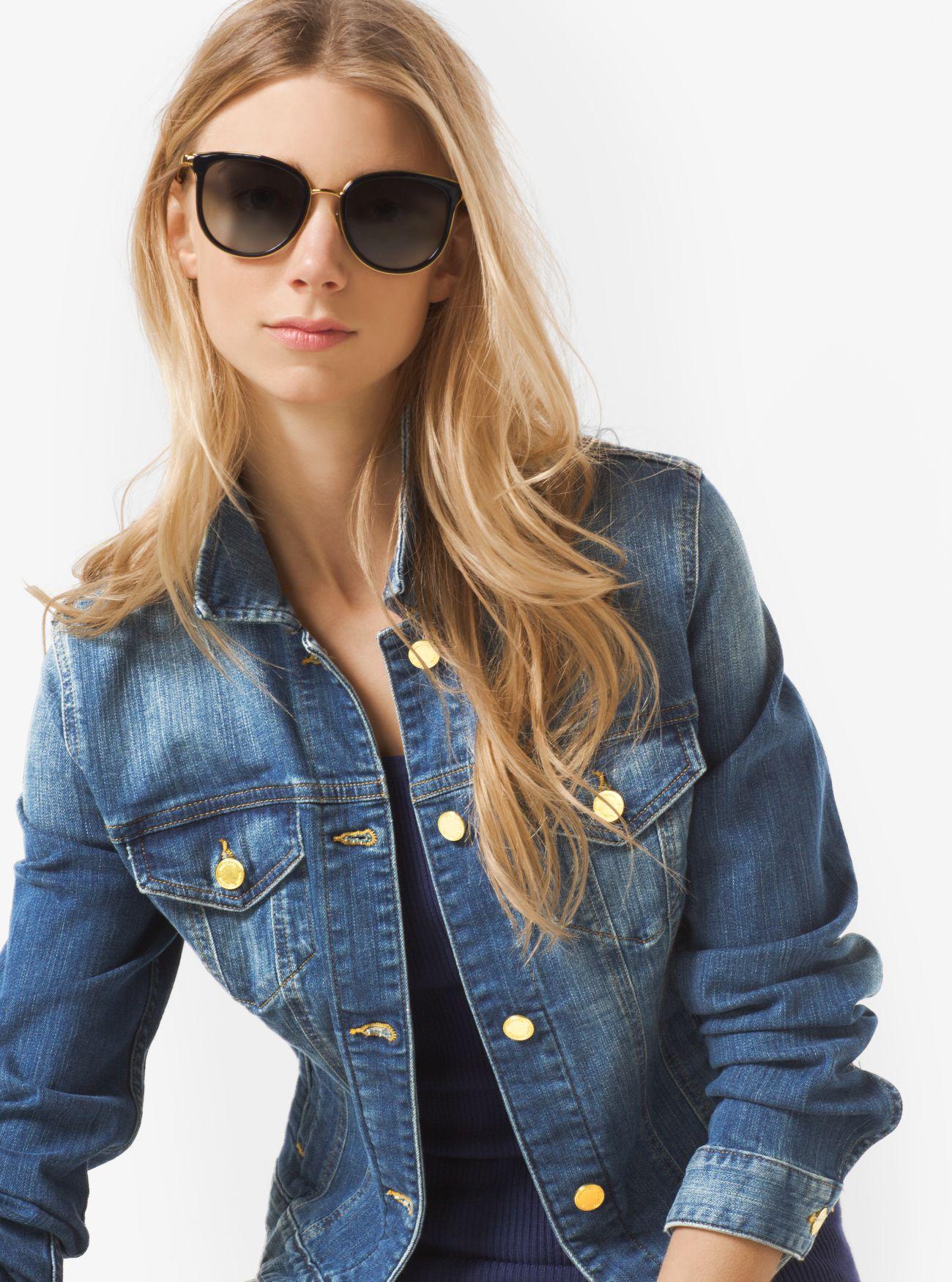 39af50eec92 ... Gafas de sol Adrianna I. Michael Kors