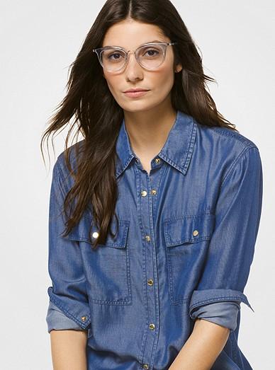 e60433901ad9a Aruba Eyeglasses. Michael Kors