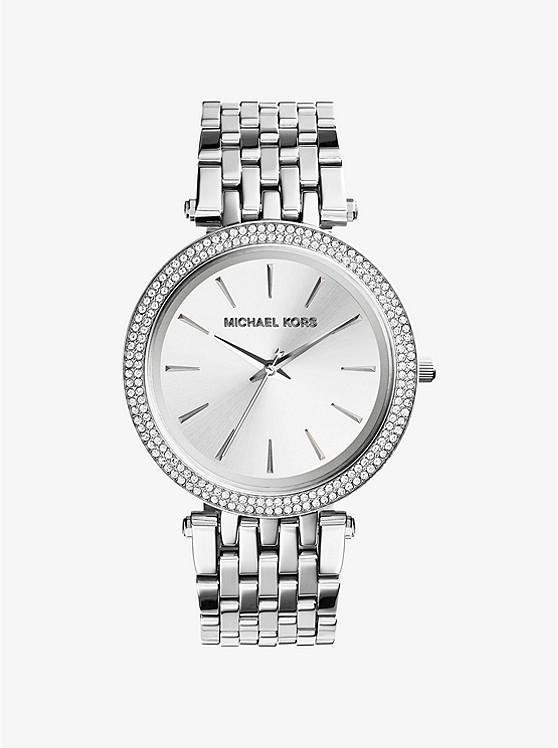 Darci Silver-Tone Watch