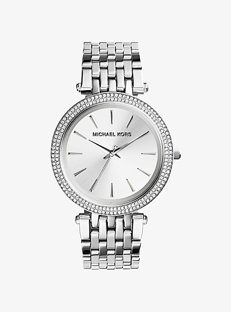 25a308b41090 Darci Silver-Tone Watch