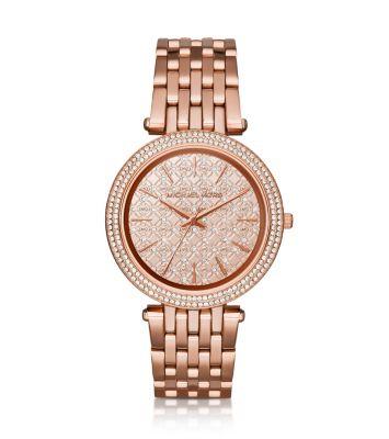 8dc92ecbb02f Darci Pavé Rose Gold-Tone Watch