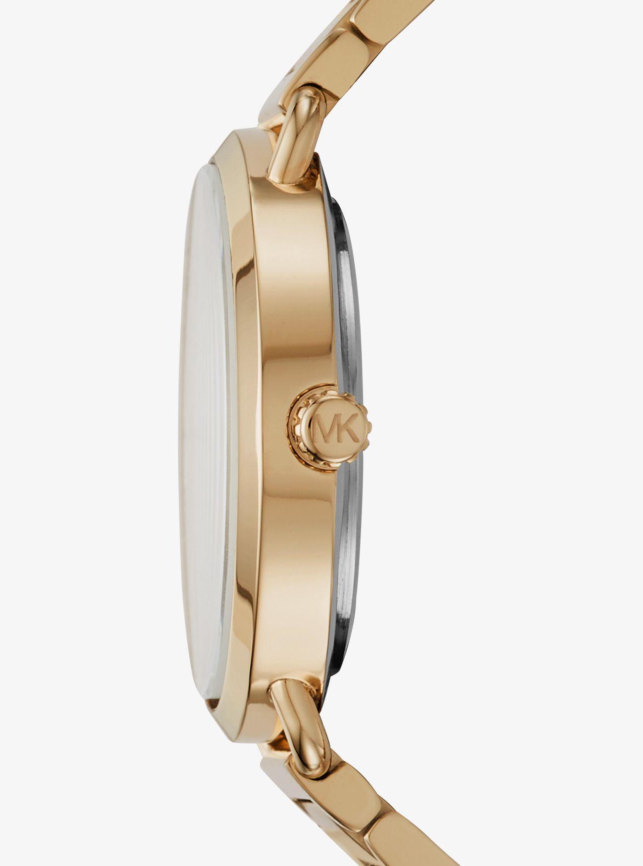41ddef0244aa Portia Gold-Tone Watch Portia Gold-Tone Watch. Michael Kors