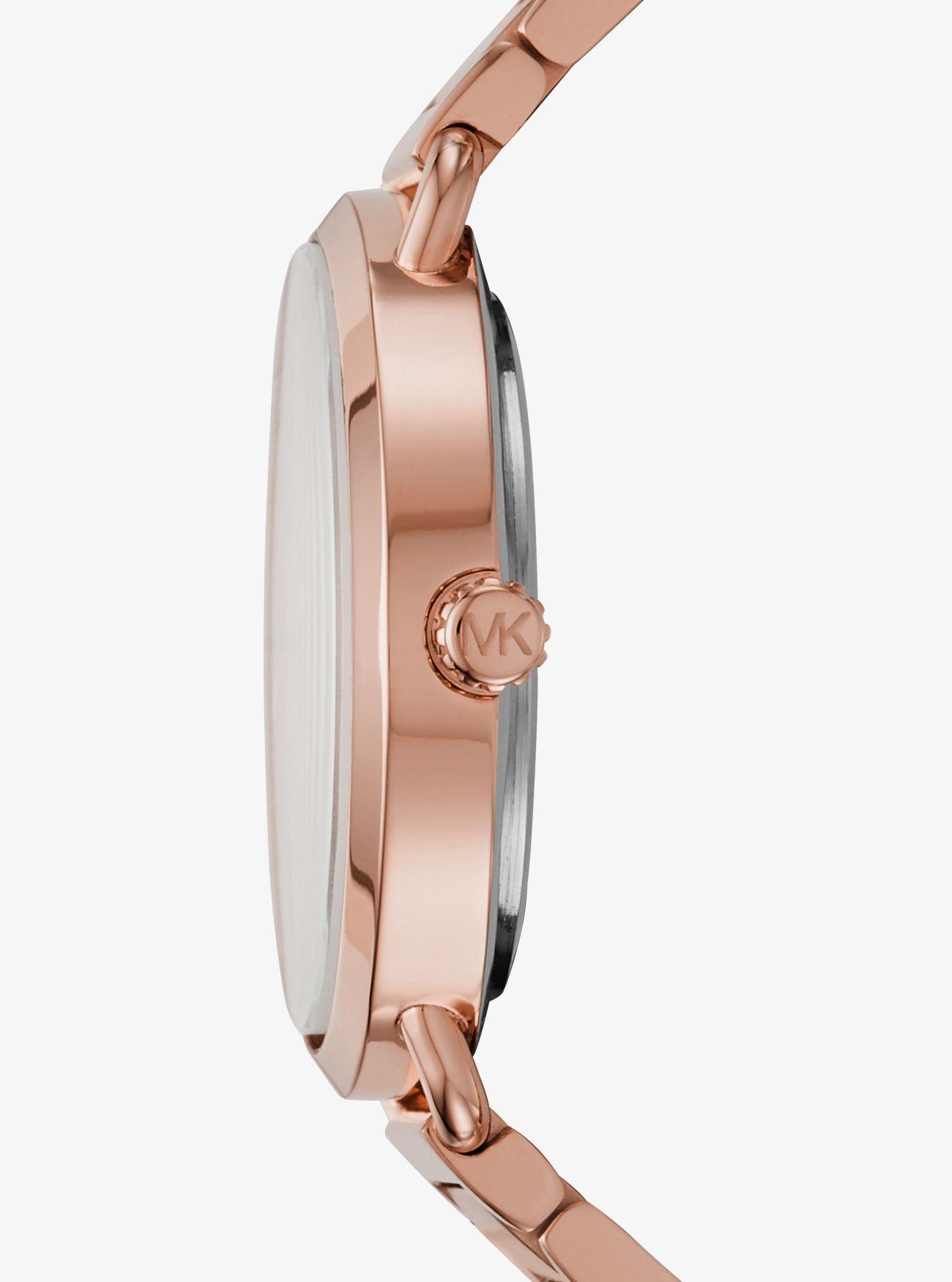 4e7d2d94c46c ... Portia Rose Gold-Tone Watch. Michael Kors