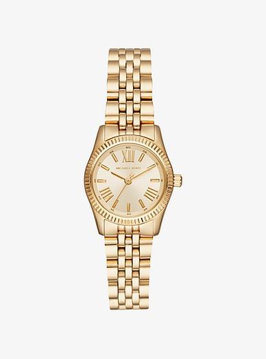 4fac7770a7022 Petite Lexington Gold-tone Watch
