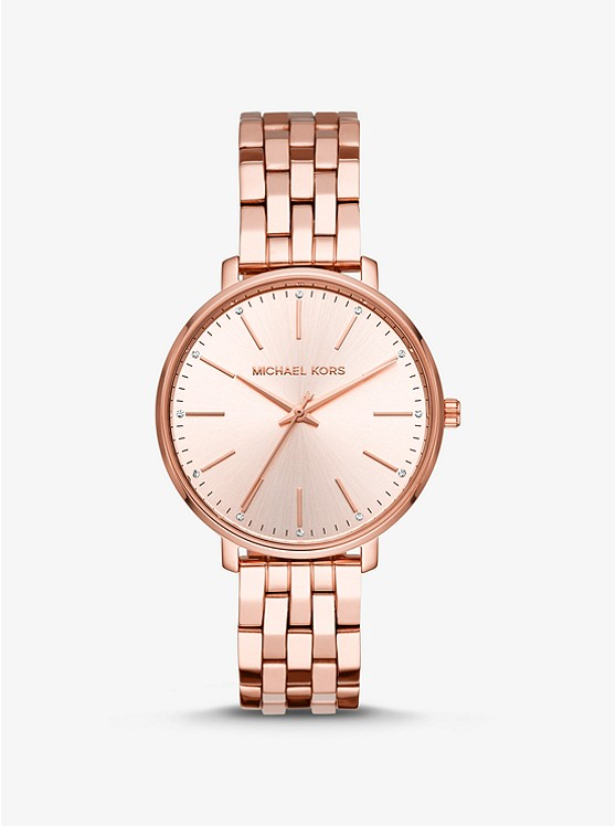519820f95e4f Pyper Rose Gold-tone Watch