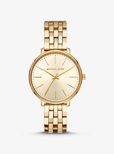 39bcc9c467121 Pyper Gold-tone Watch