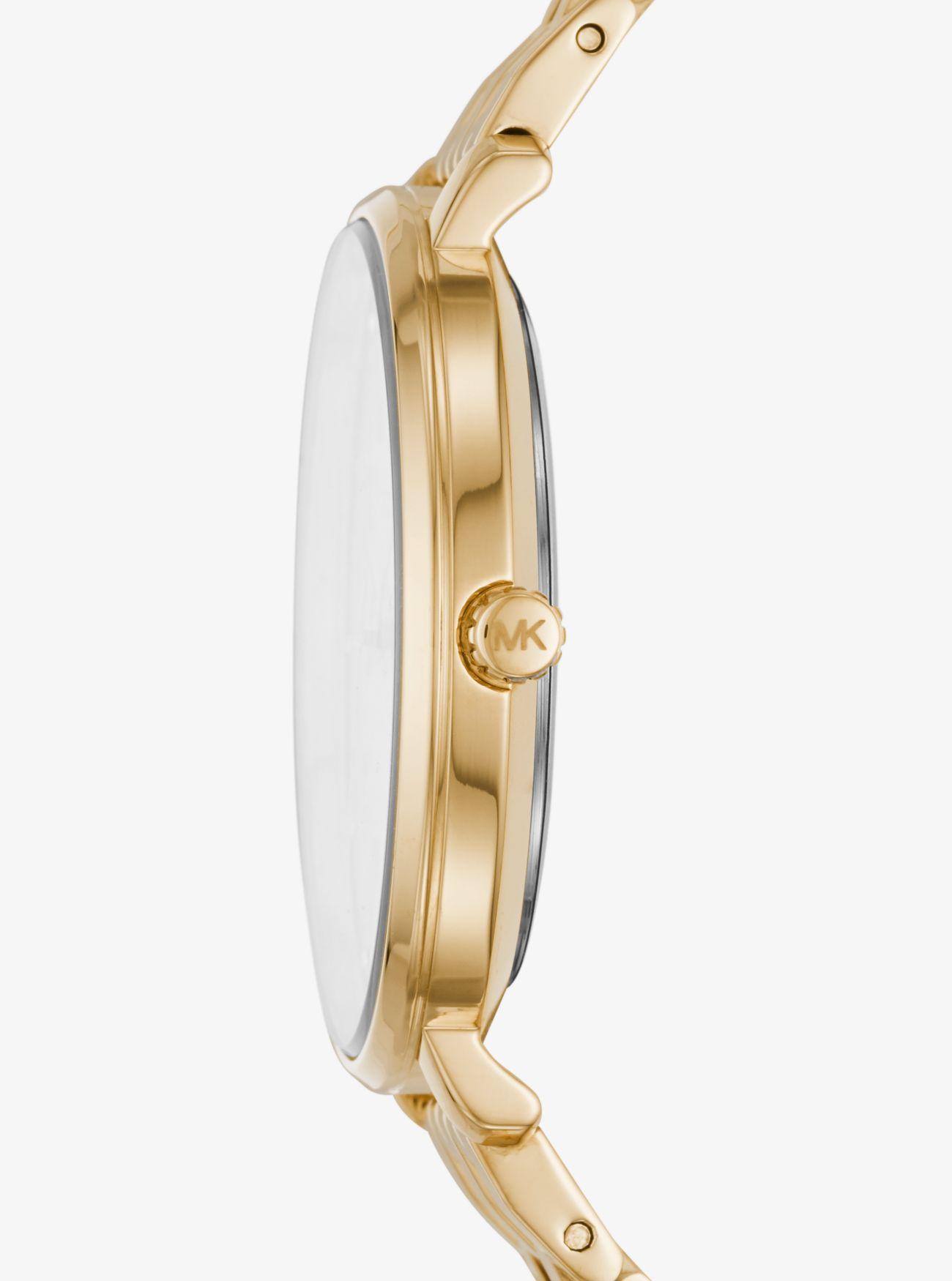 ddb719e5c2db4 Pyper Gold-Tone Watch Pyper Gold-Tone Watch. MICHAEL KORS
