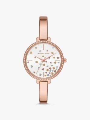 ffaf3fe4f2b9 Jaryn Rose Gold-Tone Watch
