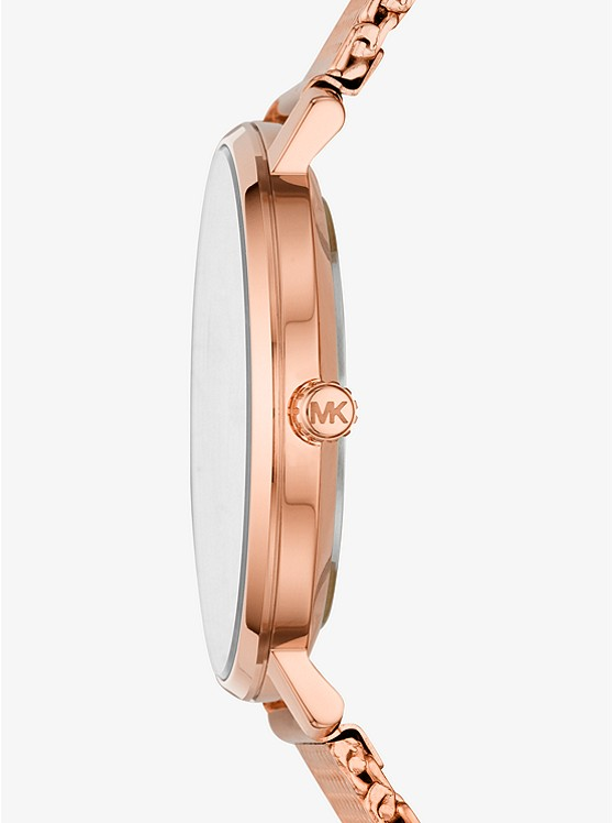 2dd80e1c030c ... Pyper Rose Gold-Tone Mesh Watch