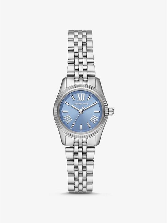 89627edc2822 Reloj Lexington Petite En Tono Plateado