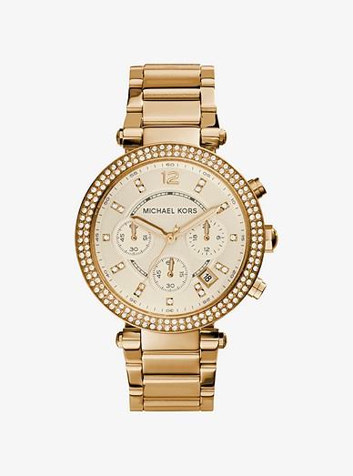 500aff61c393 Parker Gold-tone Watch