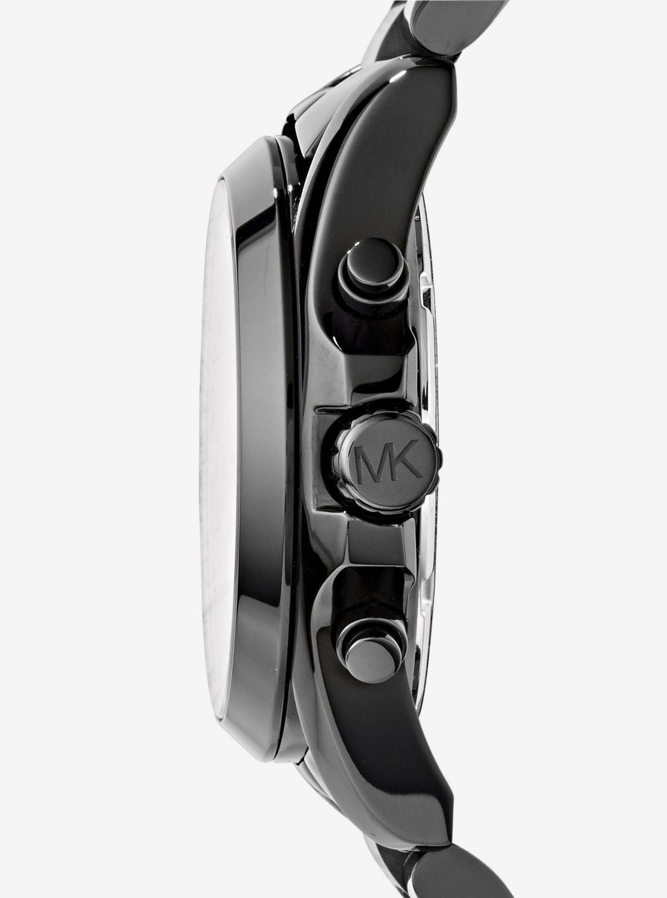 e62d7a1aaf2f Oversized Bradshaw Black-Tone Watch Oversized Bradshaw Black-Tone Watch ...