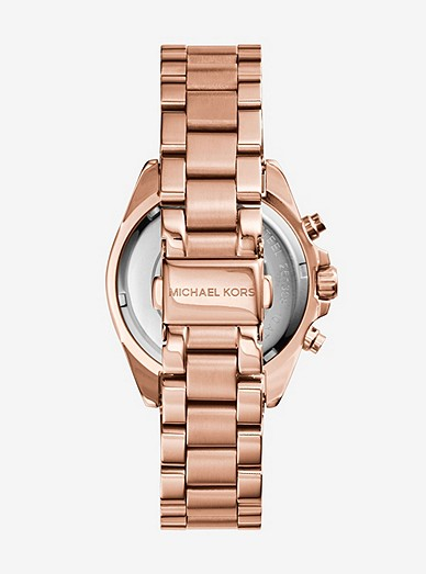 1c2ca904f1e3 Bradshaw Rose Gold-tone Watch