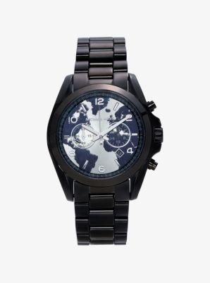 eff99f8c934b Watch Hunger Stop Oversized Bradshaw 100 Black-Tone Watch