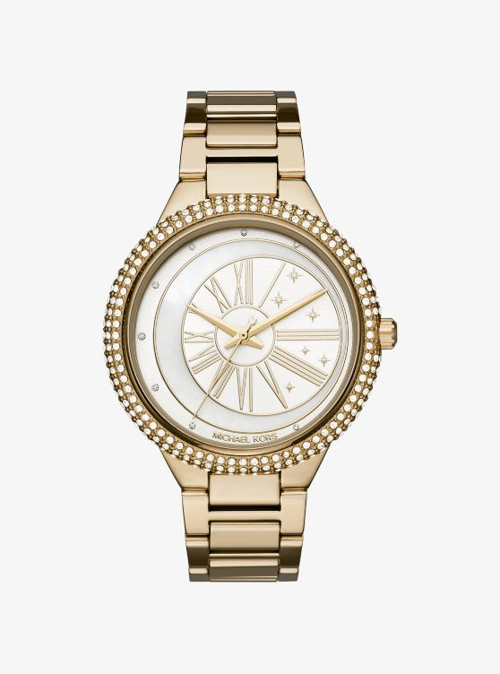 Taryn Gold-Tone Watch
